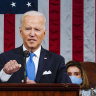 Biden is rediscovering America's lost soul with his spending spree