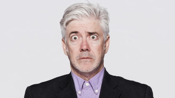 Dicey Topics: comedian Shaun Micallef on sex, religion and politics