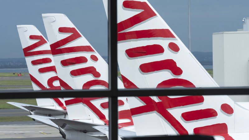 Why the government isn't racing to stop Virgin's voluntary administration – Sydney Morning Herald