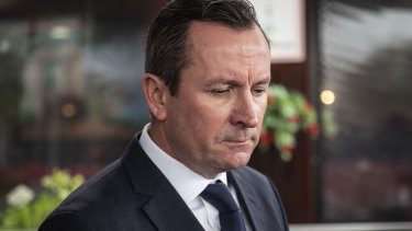 Premier Mark McGowan is sticking by outgoing CCC boss John McKechnie, insisting he will still try to override corruption legislation to extend his appointment.