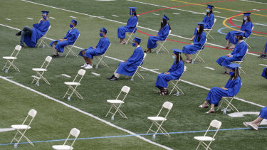 COVID-19 has changed high school graduation everywhere.