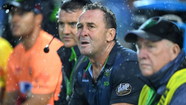 Raiders coach Ricky Stuart's changes off paid off in their season opener.
