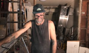 Co-owner Jamie Simmonds Inside Brisbane's Bearded Lady, an independent music venue taking the gamble to survive COVID-19.
