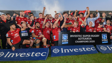 Wanter to watch the world's best? Watch Super Rugby Aotearoa.