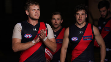Essendon have asked all players to be back in Victoria by May 11.