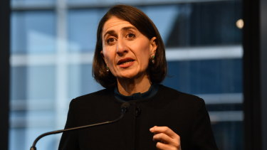 Ms Berejiklian's entrance into the population debate follows a torrid few months for the NSW government.
