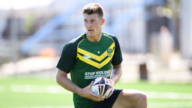 Campbell Graham was only called into the PM's XIII team on Monday.