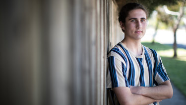 Cooper Morgan has accepted an offer to study a double degree in nursing and paramedicine at Australian Catholic University.