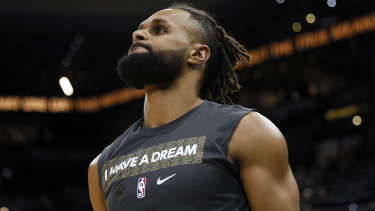 Canberra's Patty Mills wants to lead the best-ever Boomers to be the best.