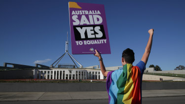 Asian-born Millennials are more likely to hold conservative views in regards to the rights of gay Australians.