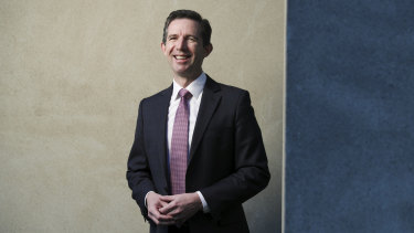 Trade Minister Simon Birmingham said Australia won't compromise its values in its relationship with China.