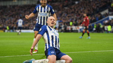 Aaron Mooy's Brighton are in the bottom six and one of the clubs in favour of scrapping relegation this season.