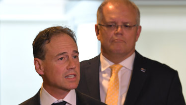 Health Minister Greg Hunt agreed to key concessions around how activity-based funding will be calculated.