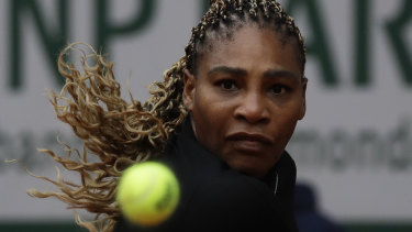 Serena Williams skipped the WTA tournament in Abu Dhabi.