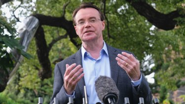 Opposition Leader Michael O'Brien said he would attempt to unite his party.