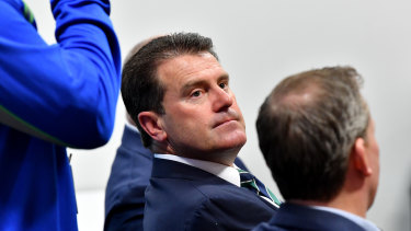 Fears: Former Australian captain Mark Taylor said the review's findings will hit the sport hard.