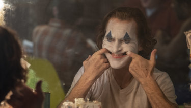 Joaquin Phoenix's Joker has killed at the box office.