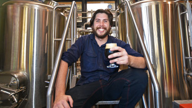 Lopez learnt some of his craft at Little Creatures and is now known as a fearless and gifted brewing innovator.