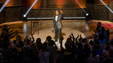 Chappelle has come under fire for controversial jokes about the trans community.