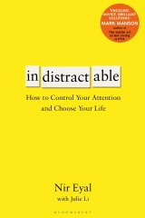 Nir Eyal's new book is about how to stop being hooked by tech.