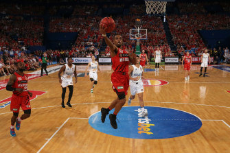 Perth Wildcats start the new season as defending champions.