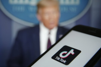 TikTok has become a flashpoint amid rising US-China tensions in recent months.