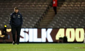Alastair Clarkson before Hawthorn's clash with Port Adelaide last weekend.
