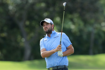 Marc Leishman has dropped 10 kilos and is feeling good at the start of the season.