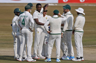 Australia called off their Test tour of South Africa this month.
