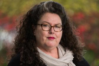 Deakin University chair of epidemiology Catherine Bennett.