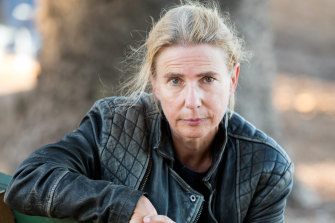 Author Lionel Shriver.