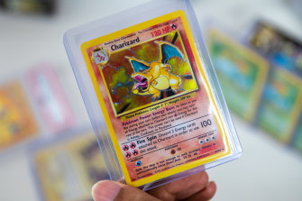 The booming demand has led to a  surge in valuations for cards of all types, with some Pokémon cards quadrupling in value in the past year.