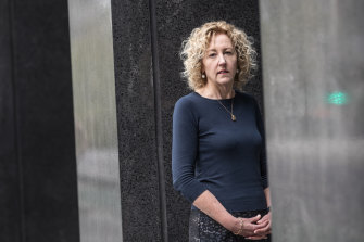 Fair Work Ombudsman Sandra Parker is trying to guide workers and businesses through one of the largest and fastest upheavals in how Australians work.