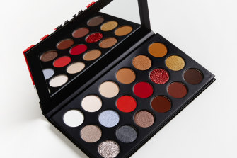 Coca Cola x Morphe Thirst for Life Artistry Palette.