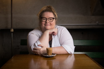Magda Szubanski was on the receiving end of Sandilands' wrath.