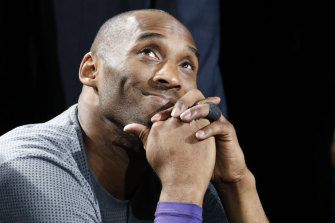 Kobe Bryant was an icon in the US and around the world.