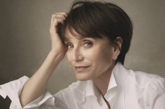 """Kristin Scott Thomas: """"Youth has its own beauty, but so does age, it is just less fashionable, less celebrated."""""""