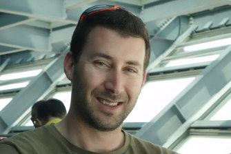 Ido Segev moved to Australia about nine years ago, his friend said.