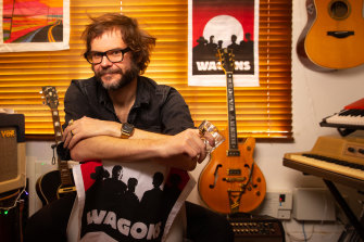 Musician Henry Wagons said the cancellation of Bluesfest was another blow for the industry.