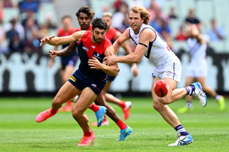 David Mundy is in career-best form at age 35 and could play on past 2021.