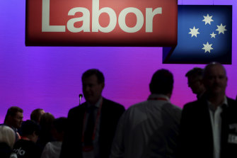 The Labor national conference will be held online this year due to COVID-19 restrictions.