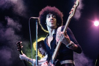Layers of depth were uncovered beneath Phil Lynott's stage persona by filmmaker Emer Reynolds.