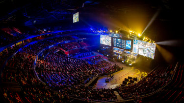 Fans packed Qudos Bank Arena over the weekend for championship and show matches, featuring both Aussie and international teams.