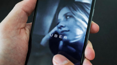 Uber says it doesn't collect gender information.