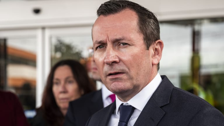 Premier Mark McGowan has told parliament Western Australians would never forgive the Liberal party if they abandoned plans to fix the GST.