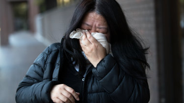 Kathy Ung, 48, allegedly transferred $64,000 from the bank to her personal account. She has since repaid the money.