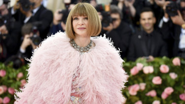 Anna Wintour: 'Fashion, like every aspect of our lives today, requires honest and ongoing conversation and reflection.'