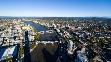 "All three levels of government are working on a ""city deal"" for south-east Queensland."
