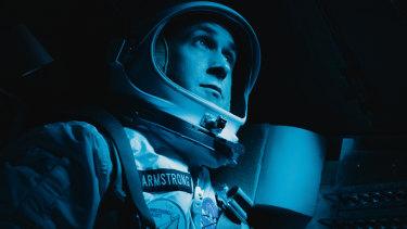 Ryan Gosling stars in suspenseful true story First Man.