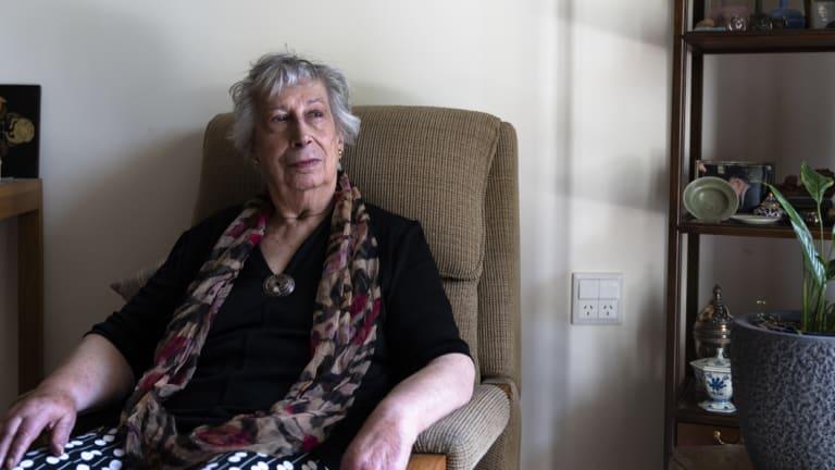 Ruth Landau lived through Kristallnacht.